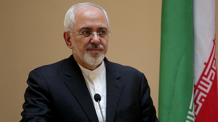 ظريف: الأسطول الأمريكي في الخليج العربي يستفزّ إيران