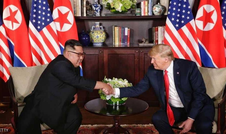 الولايات المتحدة تطلع كوريا الجنوبية على نتائج لقاء ترامب وكيم