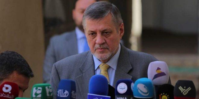 مطالعـــة كوبيتـش عـن تنفيذ الـ1701: السلطات اللبنانية لم تقم بإجراءات متابعة للأنفاق