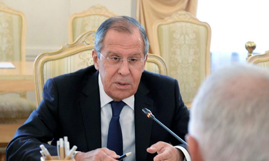 لافروف: روسيا مستعدة للوساطة بين باكستان والهند