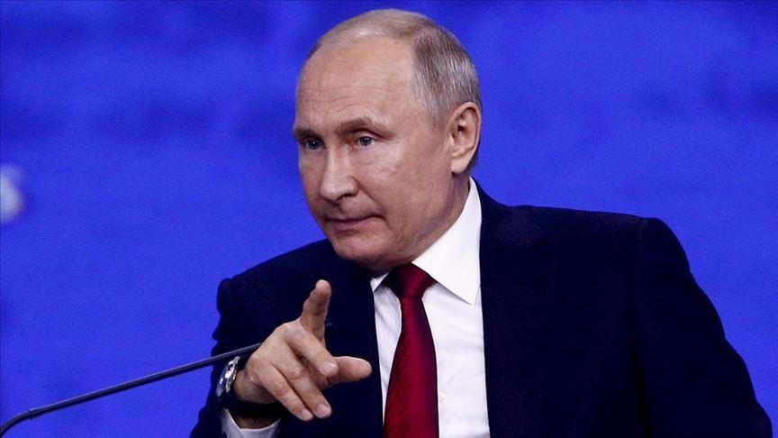 بوتين: مكافحة الإرهاب في سوريا يعد نجاحا لروسيا وتركيا وإيران