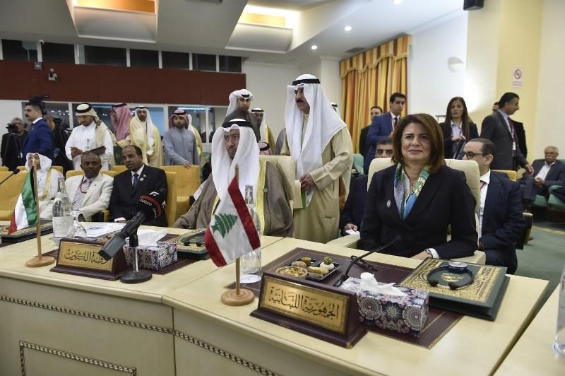 الحسن بمؤتمر وزراء الداخلية العرب: لبنان لن يكون جزءا من محاور إقليمية ولتكن عودة النازحين أولوية عربية ودولية