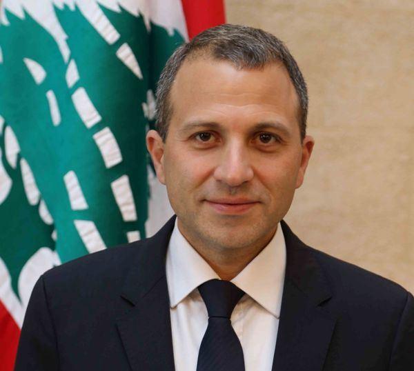 باسيل يبلغ الامم المتحدة والاتحاد الاوروبي: لبنان لن يسمح بالتعدي على حقوقه