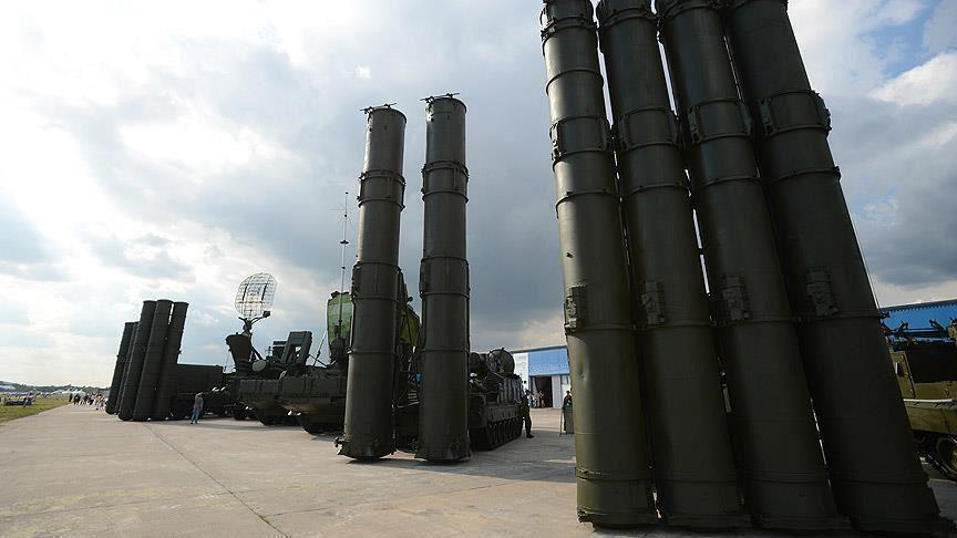 روسيا: توريد إس-400 إلى تركيا خلال شهرين