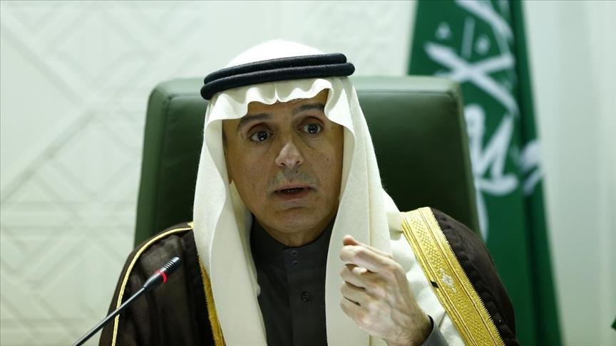 الجبير: من السابق لأوانه إعادة سوريا للجامعة العربية