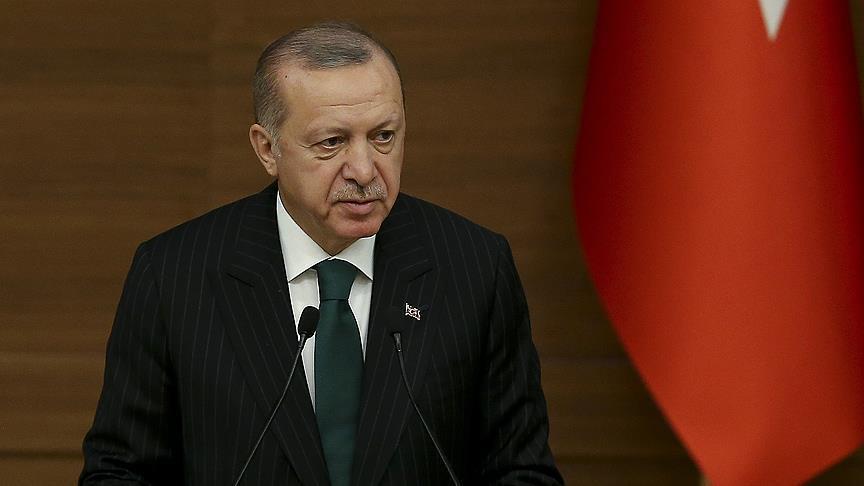 أردوغان: أصبحنا بالمرتبة 13 بين أكبر اقتصادات العالم وفقا لتعادل القوة الشرائية
