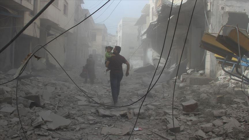 أميركا قصفت فصيلا مدعوما من إيران في سوريا.. روسيا: انتهاك غير مقبول