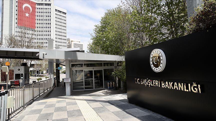 تركيا قلقة من محاولات إضفاء الشرعية على