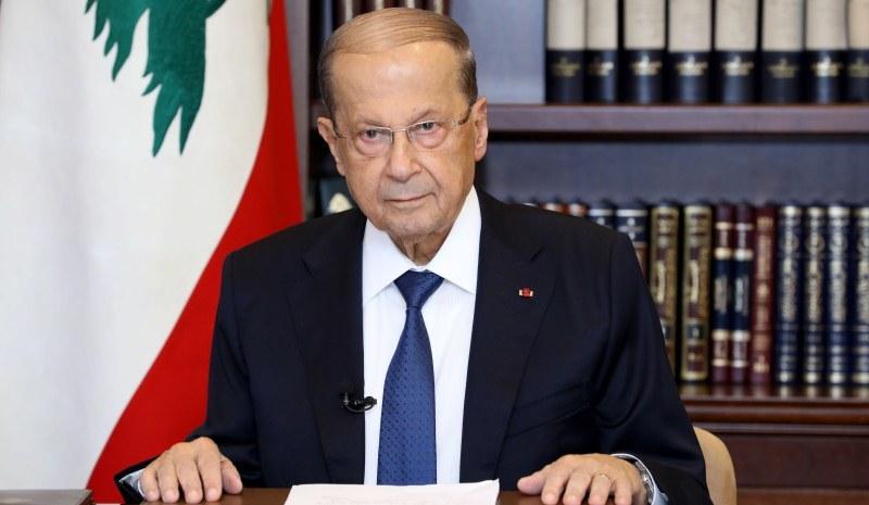 عون يحض شباب لبنان على
