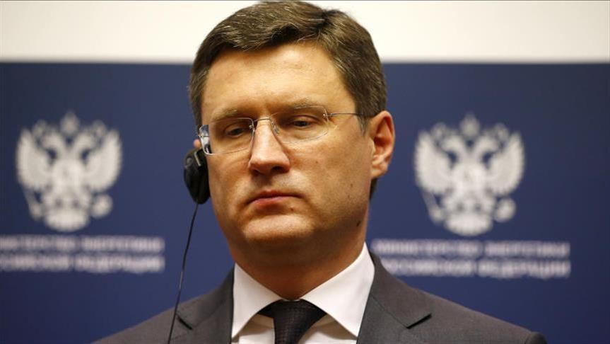 وزير الطاقة الروسي: بدأنا بخفض إنتاج النفط