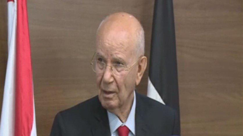 مراد: على لبنان ألا يعقد قمة بغياب سوريا