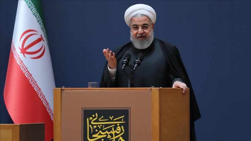 روحاني: إيران مستعدة للحوار مع واشنطن بشرط... ودول أوروبيّة قلقة من مخاطر انهيار الاتفاق النووي