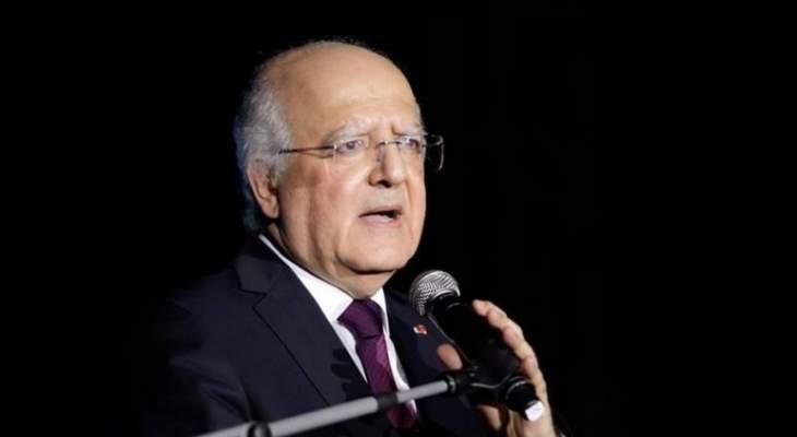 شلالا: لبنان حقق انجازا بتقديم المساعدات للنازحين