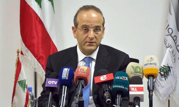 خوري: الدعم القطري يفتح أبواب السعودية والكويت لدعم اقتصادنا