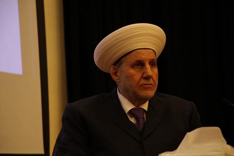 الشعار بعد لقائه دريان: تمنيت عليه قبول اعتذاري من مهام إفتاء طرابلس