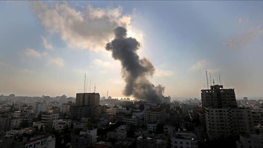 غارات إسرائيلية على قطاع غزة تخلف أضرارا كبيرة