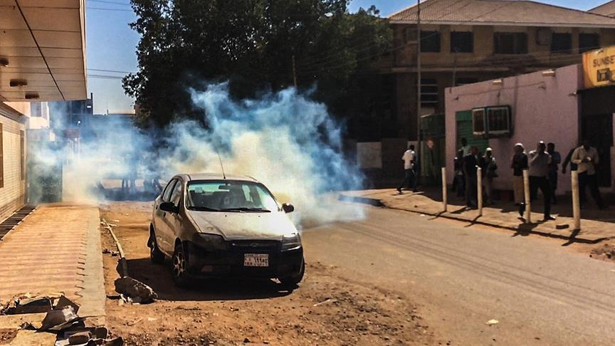 الاحتجاجات تتجدد في 6 مدن سودانية