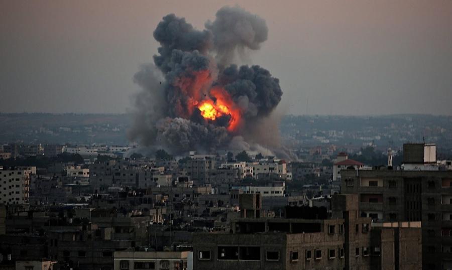 وساطة مصرية تنجح في وقف إطلاق النار في غزة