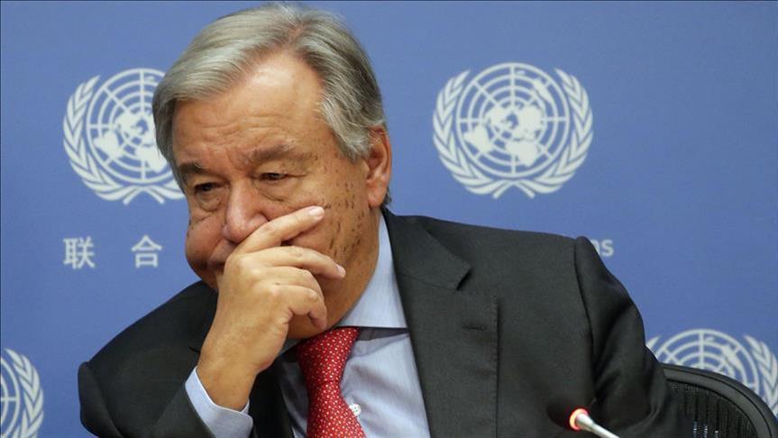 غوتيريش يطالب مجلس الأمن بدعم فريق مراقبة التهدئة بالحديدة اليمنية