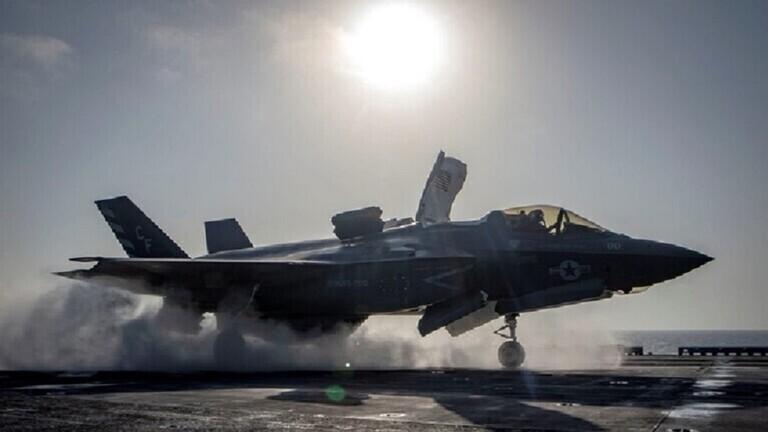 وزير الدفاع الأمريكي السابق بالوكالة ينتقد  F-35