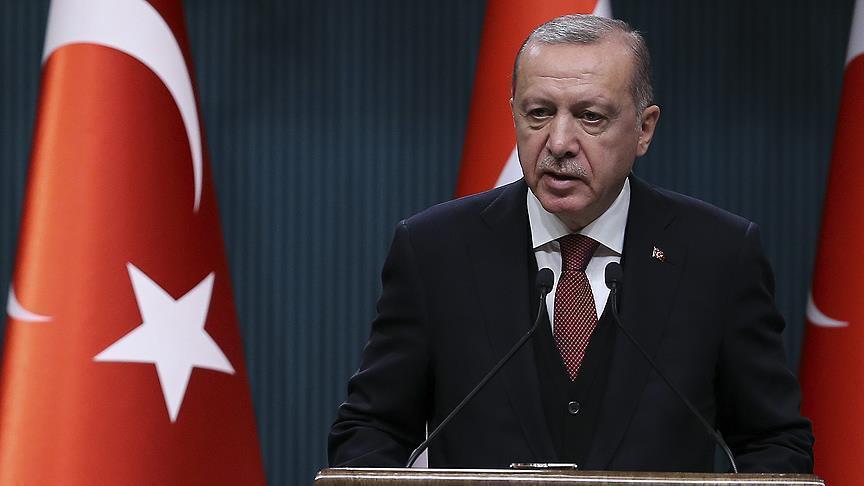 الرئيس أردوغان: قرار ترامب الانسحاب من سوريا خطوة صائبة