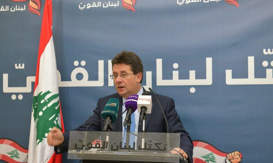 كنعان بعد لقائه وفد البنك الدولي: لبنان ماض في تنفيذ موازنة 2019 ومقررات المبادرات الرئاسية