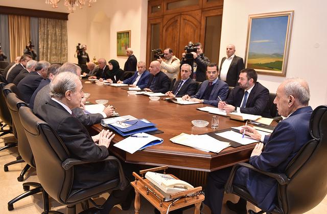 التنمية والتحرير: لاتخاذ الخطوات الكفيلة بعودة سوريا الى الجامعة العربية