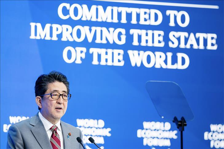 رئيس الوزراء الياباني يدعو لإعادة الثقة في التجارة الدولية