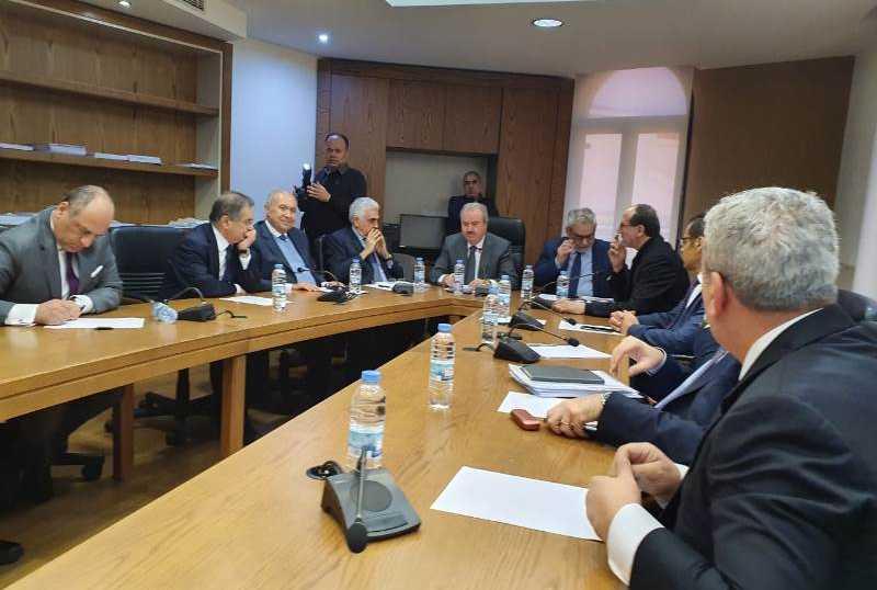 حتي التقى لجنة الشؤون الخارجية: نشدد على التزام لبنان مبادرة السلام العربية