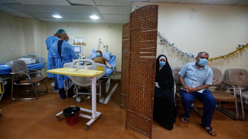 العراق يسجل أعلى زيادة يومية في إصابات «كورونا»