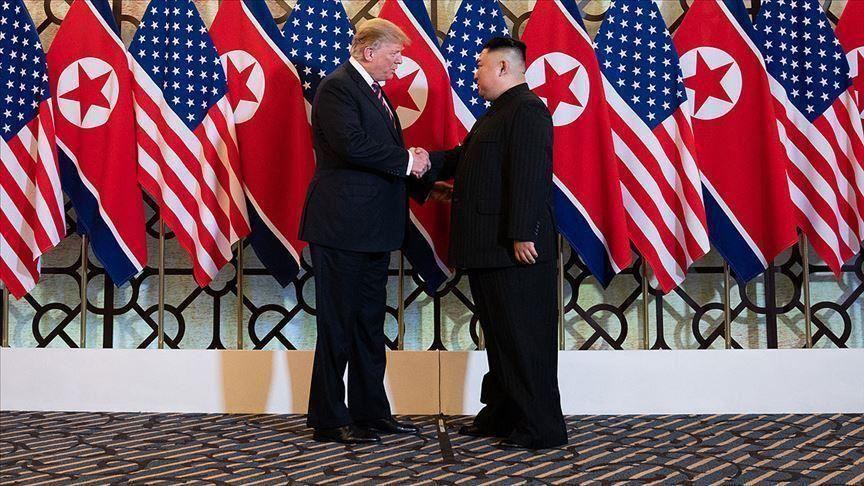 ترامب: سعيدٌ بعودة كيم جونغ أون