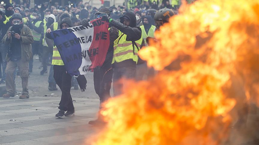 فرنسا.. إجراءات مشددة استعدادًا لمظاهرات