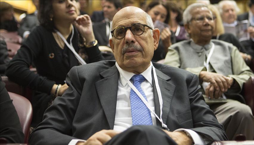 البرادعي يحذر من محاولات تعديل الدستور في مصر