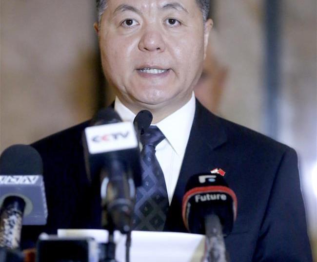 سفير الصين: مستعدون لمشاركة لبنان بتجاربنا ورؤيتنا للتنمية