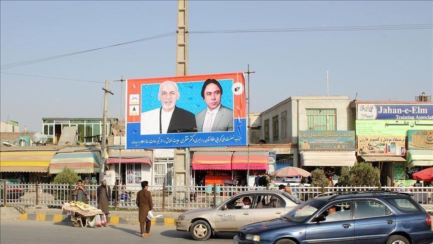 أفغانستان.. مراكز الاقتراع تفتح أبوابها لاختيار رئيس جديد