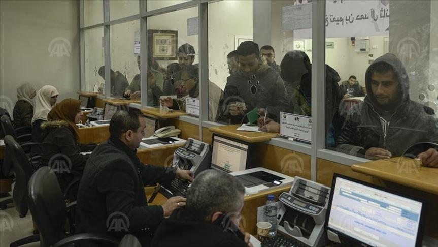 قطر توزع مساعدات مالية الأحد على 120 ألف أسرة في غزة