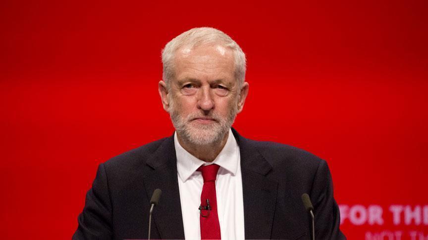 بريطانيا.. زعيم المعارضة يدعو لتصويت بحجب الثقة عن حكومة ماي