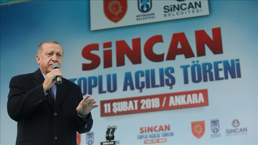 أردوغان: تركيا سجلت نموًا بـ3.5 أضعاف خلال 17 عامًا الماضية