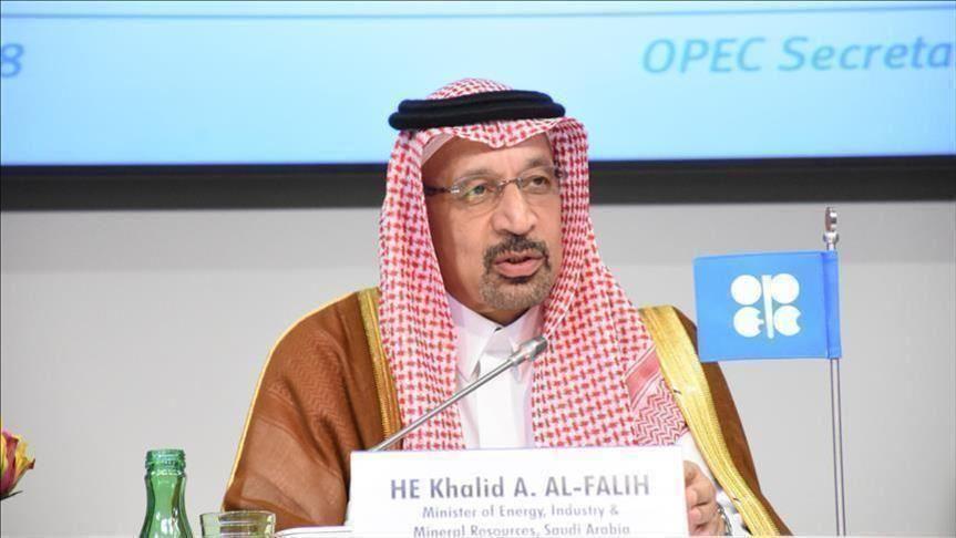 خالد الفالح: تقلبات أسعار النفط لمستويات مرتفعة مؤخرا غير مبررة