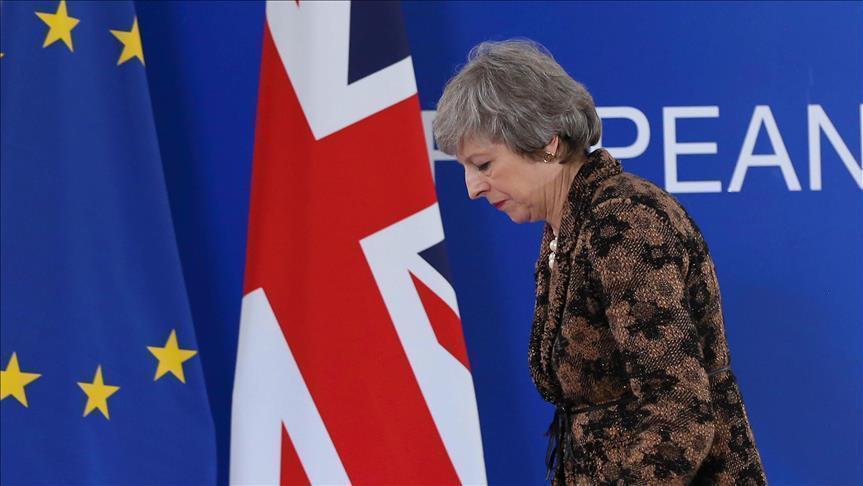 ماي تستبعد تأجيل خروج بريطانيا من الاتحاد الأوروبي