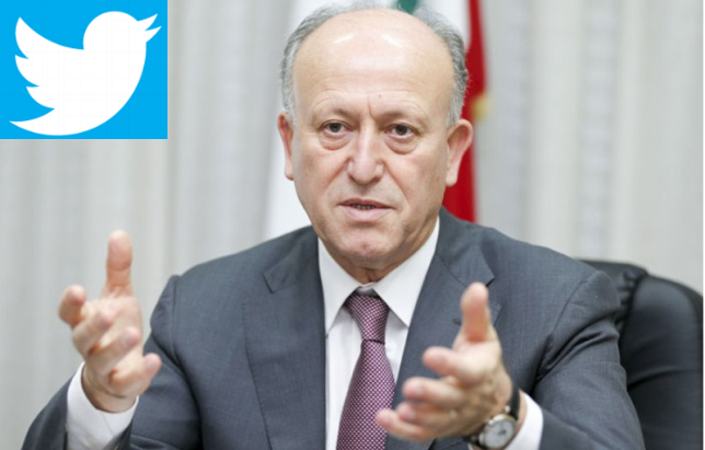 ريفي: لم يجاهر أي طرف في لبنان بتبعيته للخارج كما فعل نصرالله