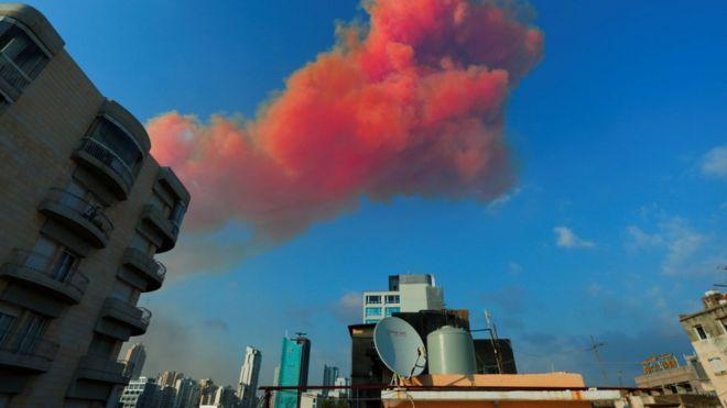 انفجار بيروت: ما هي نترات الأمونيوم التي كانت مخزنة في مرفأ بيروت لحظة انفجاره